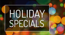 Monterey Hotel Holiday Specials
