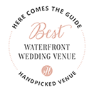 Best Water Front Wedding Venue