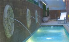 Monterey Hotel Swimming Pool and Whirlpool