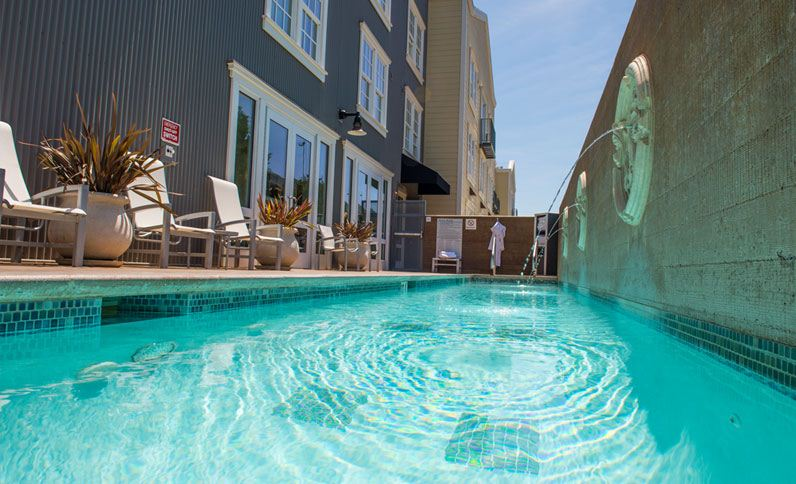 Spa Packages Monterey Ca