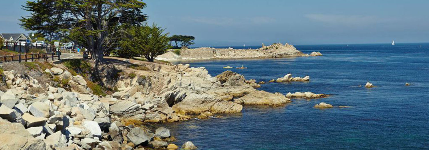 Cannery Row at California