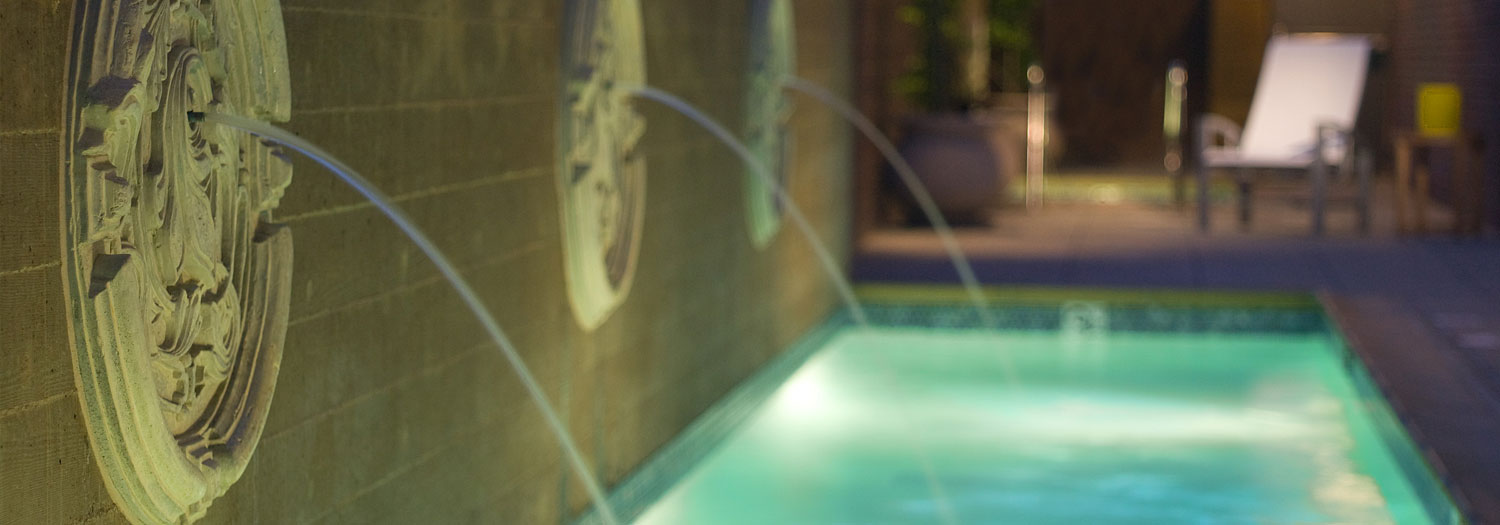 Spa at InterContinental The Clement Monterey Hotel
