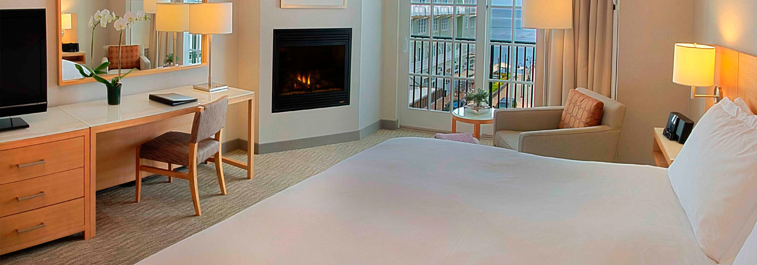 monterey accommodations on cannery row intercontinental the clement
