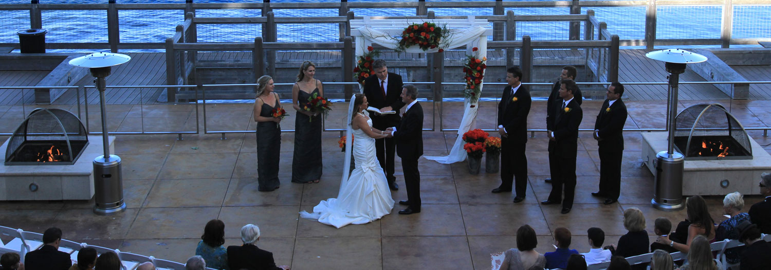 Monterey Bay Wedding Celebrations